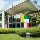 Центр Ле Корбюзье (музей Хайди Вебера) — Centre Le Corbusier (Heidi Weber Museum) в Швейцарии от Le Corbusier.