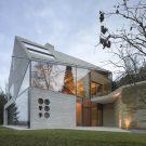 Дом 36 (House 36) в Германии от Matthias Bauer Associates.
