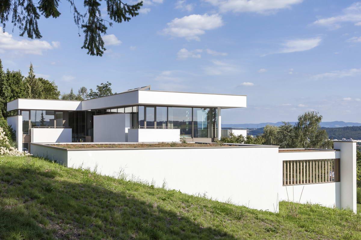 Architektur Wohnhaus Fuchs Und Wacker