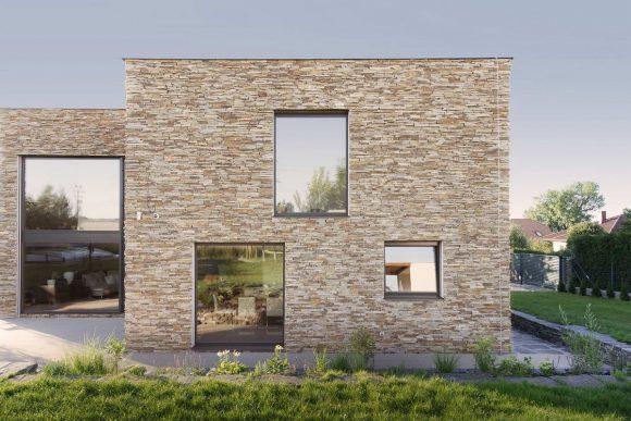 Каменный дом в Чехии