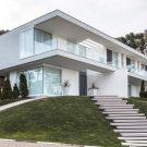Дом АГ (AG House) в Бразилии от Atelier de Luz и WRarq.