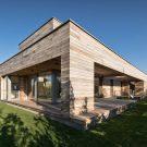 Кедровый дом (Cedar House) в Польше от Mariusz Wrzeszcz Office.