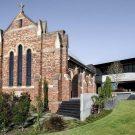 Дом из церкви (Church House) в Австралии от DAHA.