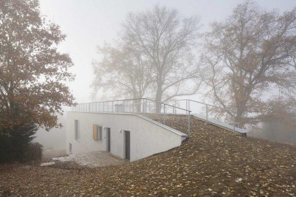 Дом на склоне в Чехии