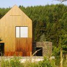 Дом Кассель (Kasel Haus) в Германии от Architekten Stein Hemmes Wirtz.