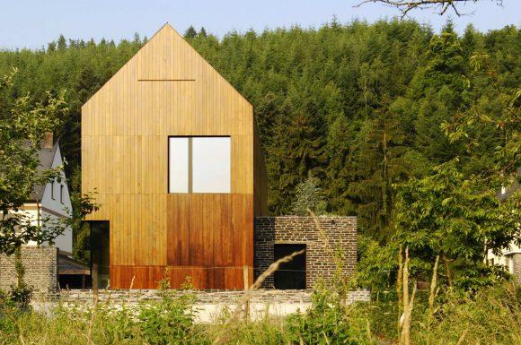 Энергосберегающий дом в Германии