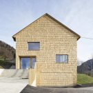 Лофт в сарае (Loft in der Scheune) в Австрии от Georg Bechter Architektur + Diseno.