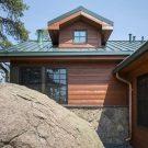 Обновление дома (Renovation House) в США от Archaeo Architects.
