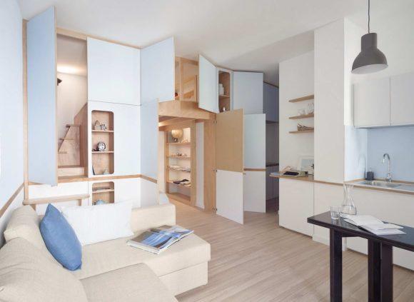 Маленькая квартира в Италии