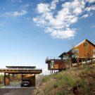 Дом Саншайн-Каньон (Sunshine Canyon House) в США от Renee del Gaudio.