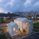 Дом Yangsan Eorinjip в Южной Корее от Architects Group RAUM.