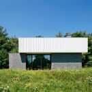Дом Катскилл (Catskills House) в США от J_spy Architecture and Design.