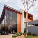 Дом Гранада (Granada House) в Бразилии от Estudio HAA!