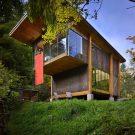 Студия из «мусора» (Scavenger Studio) в США от Eerkes Architects и Olson Kundig.