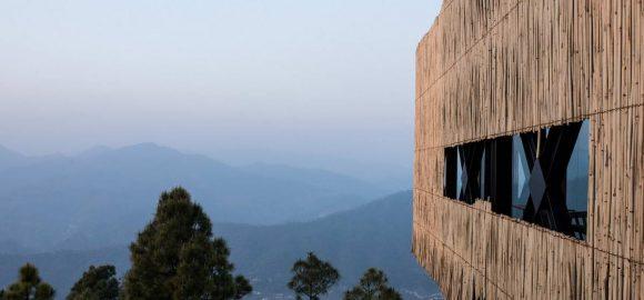 Горный дом в Индии