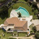 Вилла G (Villa G) в Италии от GAAP studio associati.