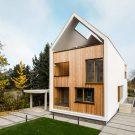 Дом на Хайнервег (Wohnhaus am Hainerweg) в Германии от JOP Architekten.