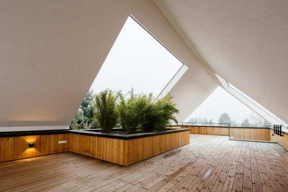 Дом с бассейном в Германии