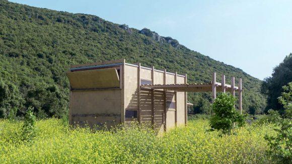 Сборный домик в Турции