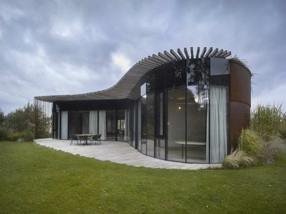 Сердечный дом в Чехии