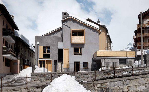 Обновление дома (House VG Renovation) в Италии от ES-arch.
