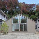 Дом в Икоме (House in Ikoma) в Японии от FujiwaraMuro Architects.