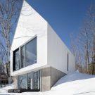 Дом «Маленькая сестра» в Канаде от ACDF Architecture.