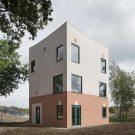Дом Атлас в Голландии от MONADNOCK.