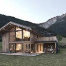 Дом CRN в Швейцарии от Alp'Architecture Sarl.