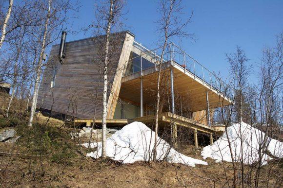 Домик для загородного отдыха в Норвегии