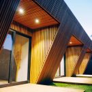 Дом Фьюжн в Австралии от Dankor Architecture.