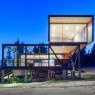 Дом Харфагар в Чили от WMR Arquitectos.