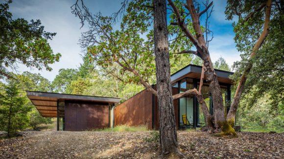 Высокое Ранчо в США от Kieran Timberlake.