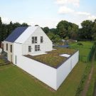 Дом CR в Бельгии от dmvA.