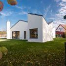 Дом в Хлумец-над-Цидлиноу в Чехии от ZETTE atelier.