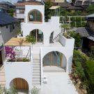 Дом в Таруми в Японии от Tomohiro Hata.
