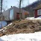 Дом Josefvatnet в Норвегии от Stinessen Arkitektur.