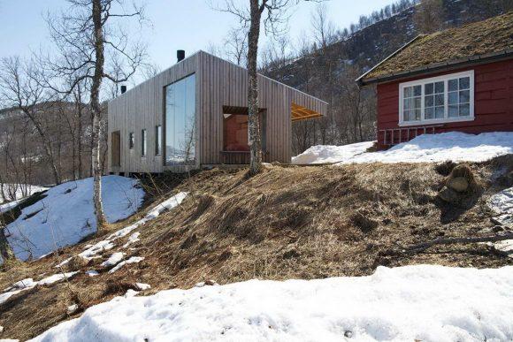 Гостевой дом в Норвегии