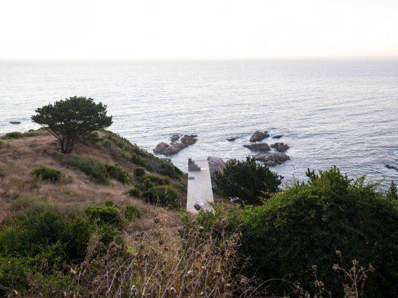 Дача у океана в Чили