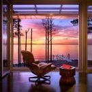 Дом «Ладанная сосна» в США от Kieran Timberlake.