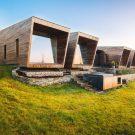 Дом Маланген в Норвегии от Stinessen Arkitektur.