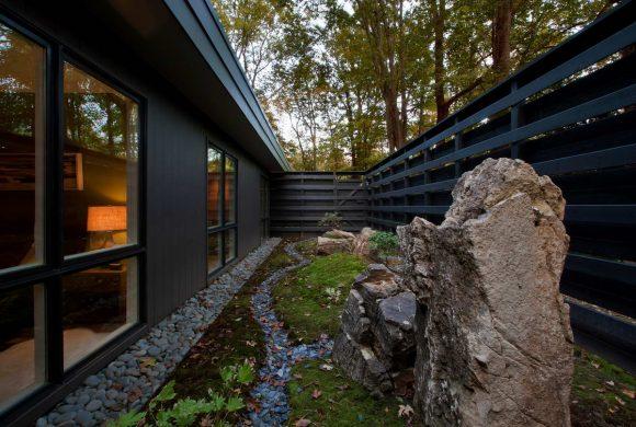 Реконструкция модернистского дома в США от design studio Haus.