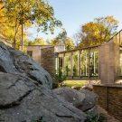 Дом Паунд Ридж в США от KieranTimberlake.