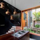 Экранный дом в Австралии от Carter Williamson Architects.