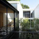 Дом-студия в Мексике от Hernández Silva Arquitectos.