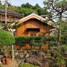 Крошечное ателье в Японии от Malubishi Architects.