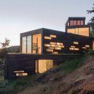 Дом на холме в США от Prentiss Balance Wickline Architects.
