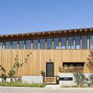 Корнуолл-Хаус в США от Brett Farrow Architect.