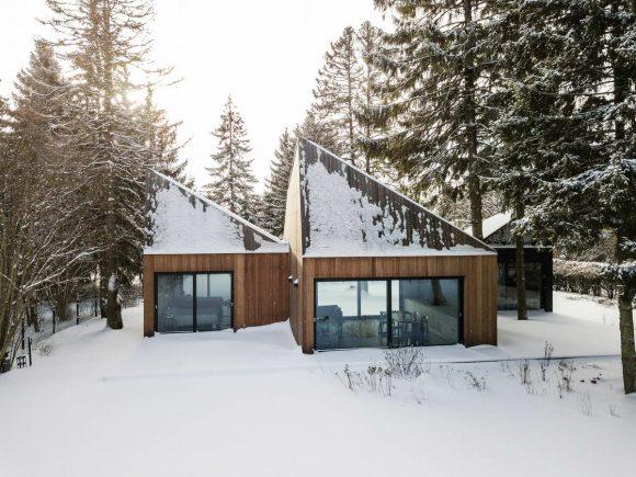 Лесная дача в Эстонии