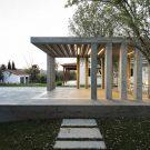 Проект Делгада 1 в Португалии от Camarim Arquitectos.